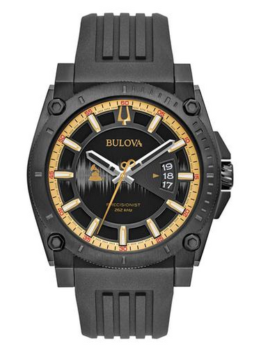 Bulova Special Grammy Edition Precisionist Watch- 98B294