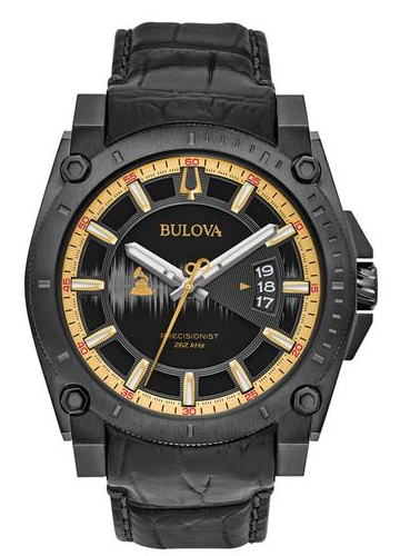 Bulova Special Grammy Edition Precisionist Watch- 98B293