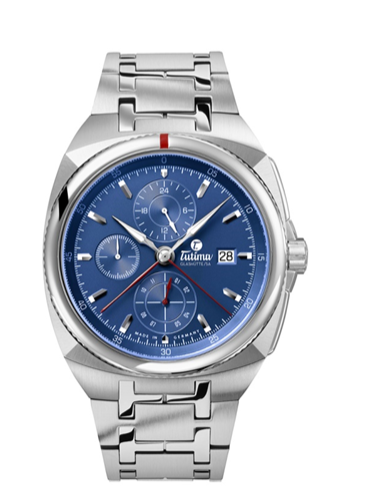 Tutima Glashutte Saxon One Chronograph 6420-05
