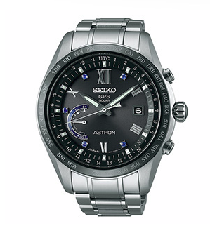Seiko Astron GPS Solar World Time SSE117 Limited Edition