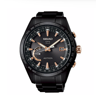 Seiko Astron GPS Solar World Time SSE113