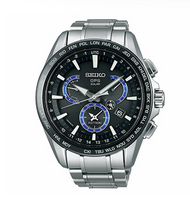 Seiko Astron GPS Solar World Time SSE107