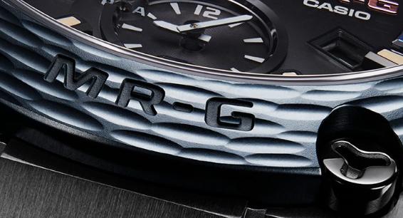 Casio G-Shock MR-G GPS Atomic Solar Hybrid MRGG2000HT-1A