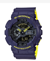 Casio G-Shock Ana-Digital 2-Tone GA110LN-2A