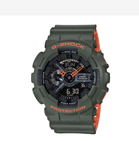 Casio G-Shock Ana-Digital 2-Tone GA110LN-3A