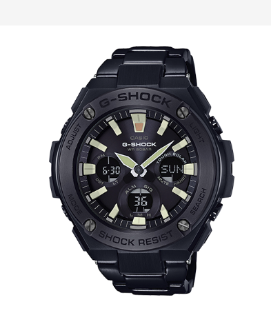 Casio g-Shock G-Steel Tough Solar GSTS130BD-1A