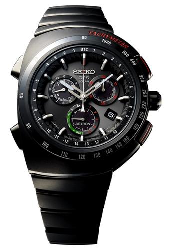 Seiko Astron GPS Solar Chronograph Giugiaro Design Limited Edition SSE121
