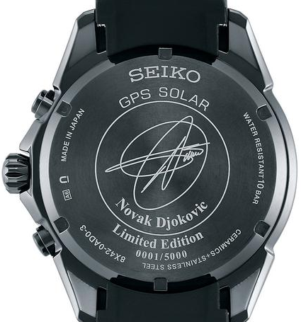 Seiko Astron GPS Solar Big Date SSE143