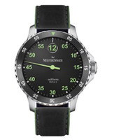 MeisterSinger Salthora Meta X Green SAMX902GR