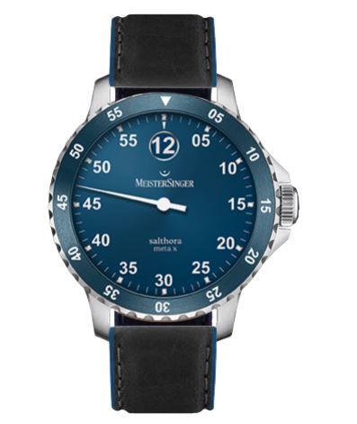 MeisterSinger Salthora Meta X Blue SAMX908