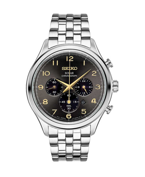 Seiko Men's Solar Chronograph SSC563
