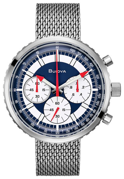Bulova Special Edition Chronograph Apollo 15 -96K101