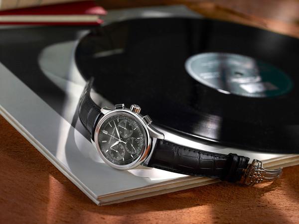Frederique Constant Flyback Chronograph Manufacture FC-760DG4H6