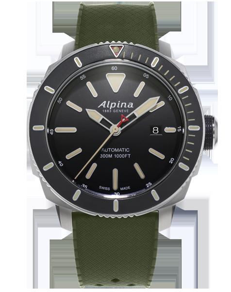 Alpina SEASTRONG DIVER 300 AL-525LGG4V6