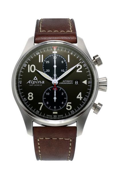 Alpina STARTIMER CHRONOGRAPH AL-725GR4S6