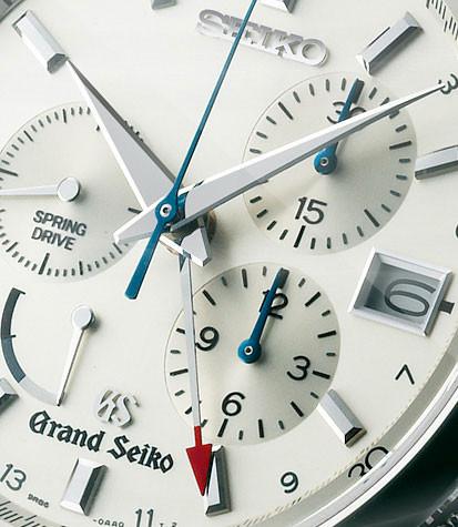 Grand Seiko Spring Drive Chronograph SBGC001