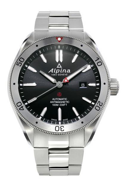 Alpina ALPINER AUTOMATIC 4 AL-525BS5AQ6B