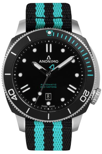 Anonimo NAUTILO - LEOPARD RACING LIMITED EDITION AM-1002.03.001.A11