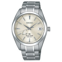 Grand Seiko Spring Drive Power Reserve SBGA001