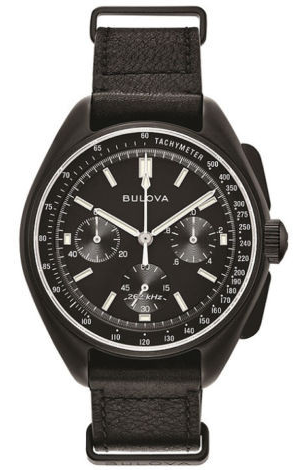 Bulova Special Edition Apollo 15 Moon watch  98A186