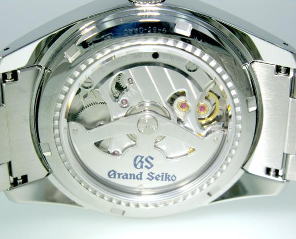 Grand Seiko Spring Drive Power Reserve SBGA003