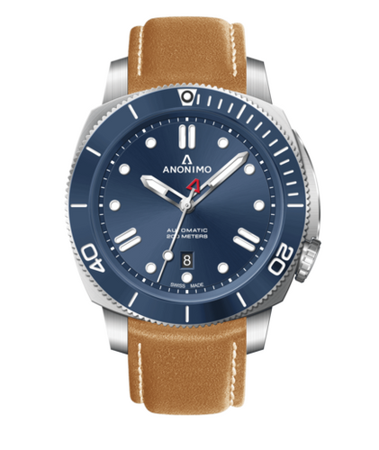 Anonimo Nautilo Stainless Steel AM-1002.06.004.A06