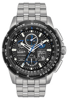 Citizen Eco-Drive Skyhawk A-T  Limited Edition Super Titanium 5000 Pieces Worldwide JY8068-56E