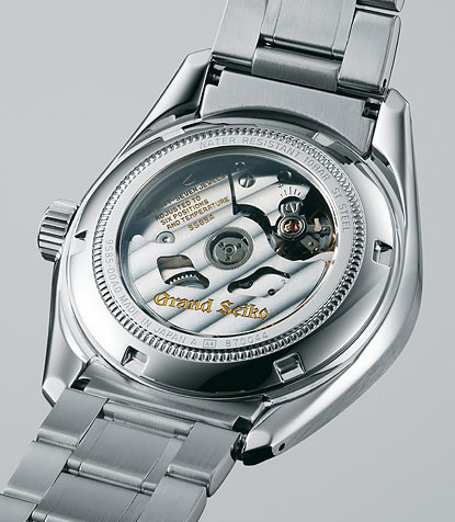 Grand Seiko Mechanical HI-BEAT SBGH005