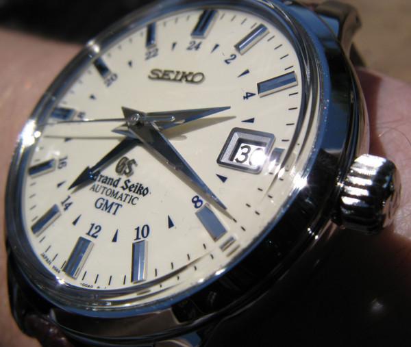 Grand Seiko Automatic GMT SBGM021