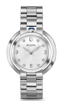 Bulova Rubaiyat Womens Watch 96P184