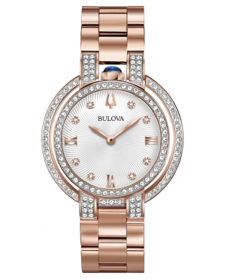 Bulova Rubaiyat Womens Watch Limited Edition 98R250