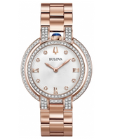 Bulova Rubaiyat Womens Watch Limited Edition 98R250