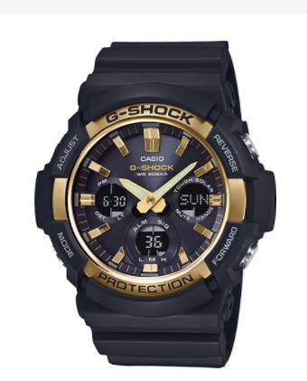 Casio G-Shock Ana-Digital GAS100G-1A