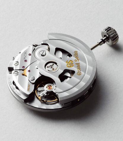 Grand Seiko Automatic Titanium SBGR059