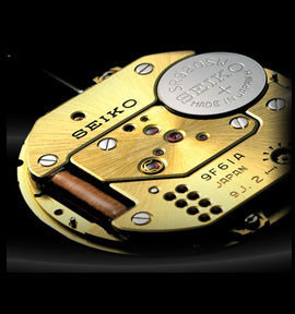 Grand Seiko Quartz SBGX059