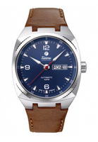 Tutima Saxon One M Steel Blue Automatic ref : 6121-04