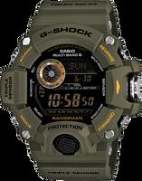 G-Shock Rangeman Limited Atomic Solar Olive GW9400-3CR
