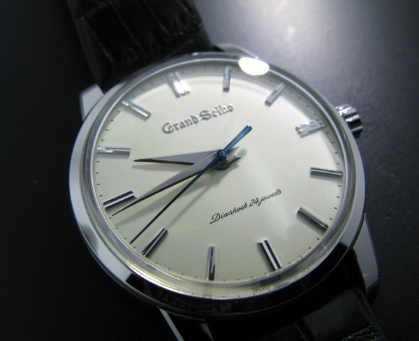 Grand Seiko 130th Anniversary SBGW033