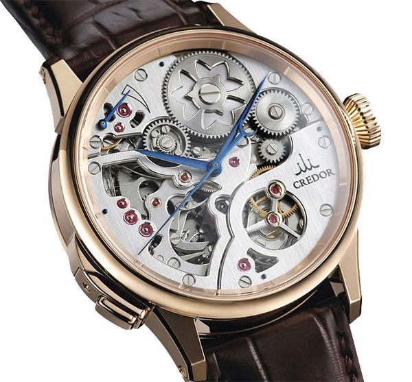 Seiko Credor Spring Drive Minute Repeater GBLS998