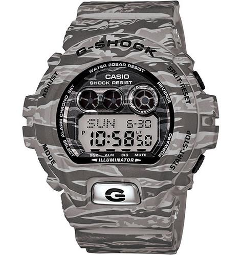 Casio G-Shock Classic Camo GDX6900TC-8