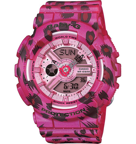 Casio G-Shock Baby-G BA110LP-4A