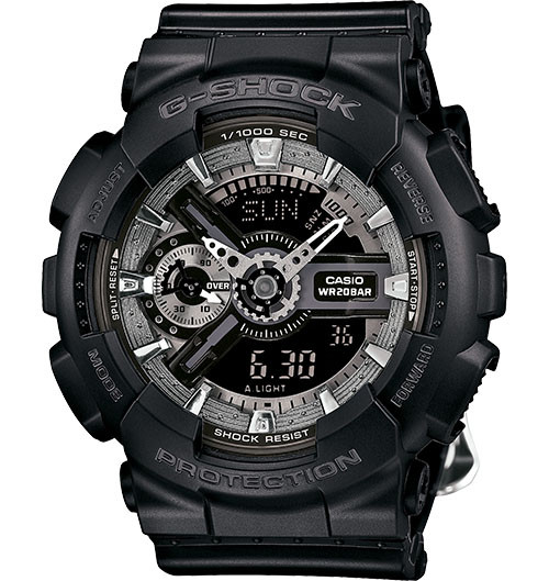 Casio G-Shock S Series GMAS110F-1A