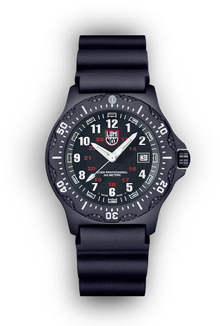 Luminox Black Ops Steel A.8401