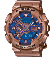 Casio G-Shock S Series GMAS110GD-2A