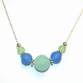 Cape Colors Seaglass Necklaces