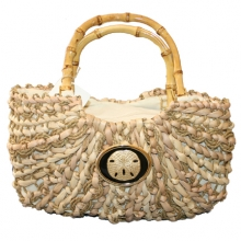 Straw Boat Totes