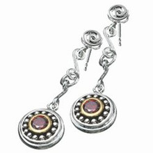 Kameleon Earring Scroll