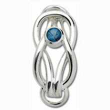 Convertible Birthstone Clasp December 3
