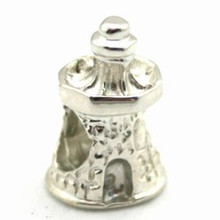 Sterling Silver Light House Charm