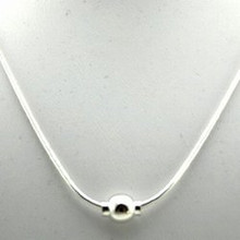 Sterling Silver Cape Cod Necklace